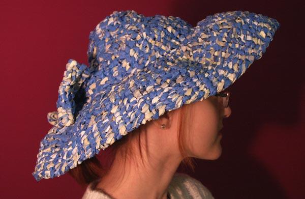 Safe-Release Hat by Jamie K. McIntosh
