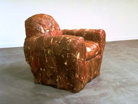 Jana Sterbak - meat chair