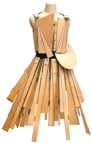 Yamamoto - vest and skirt