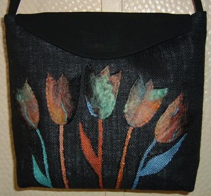 tulip tote - eneeFabricDesigns