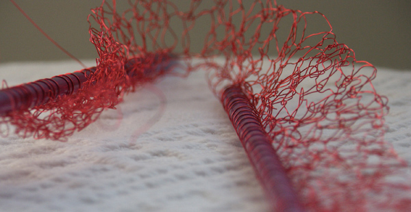 wire knitting 1