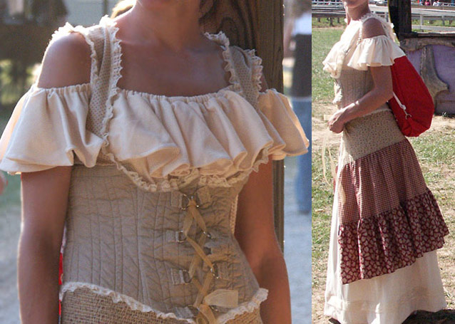 costume detail montage