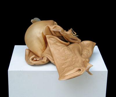 Bronze Plastic Purge - John Dahlsen