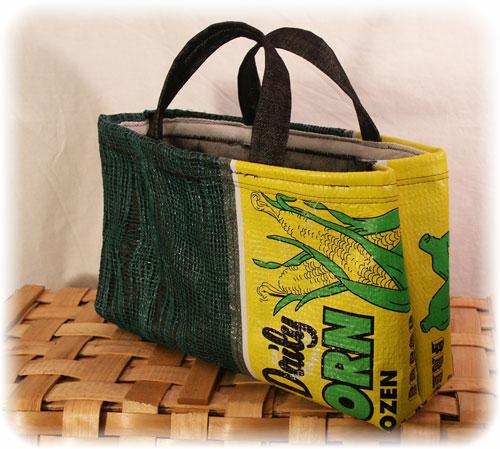 cornsack tote bag