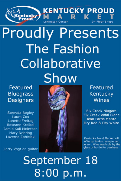 Limo Fashion Show – Sept 18th!