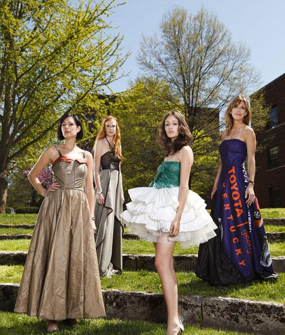 """Nextington 4"" fashion show Sat. May 8th"