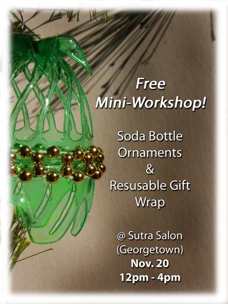 Free mini-workshop! Sat, Nov. 20th
