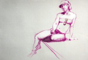 Seated Figure - Jamie K. McIntosh
